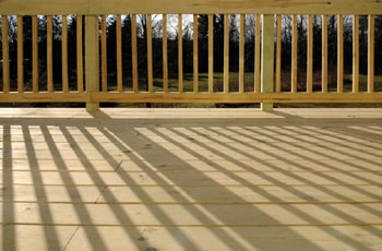 pine decking supplies